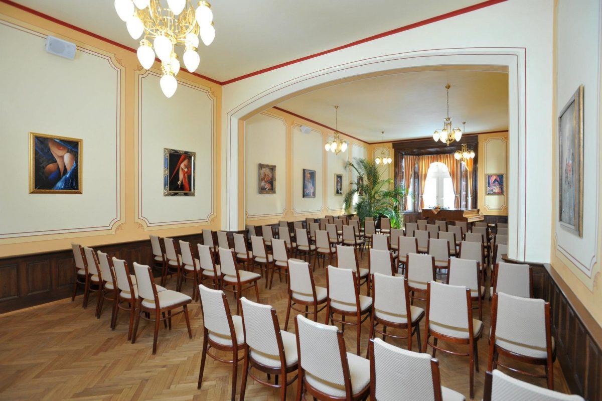 Lázně Hotel Vráž - Kultura